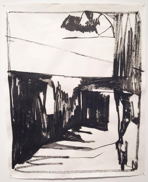 , 'Landscape 2,' 2013, Praxis