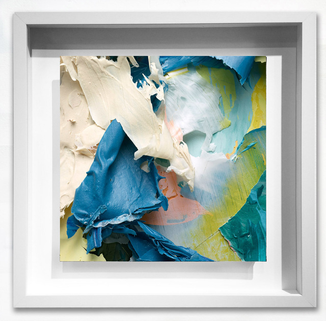 , 'The Painted Photograph: Remnants and other Fragments - Fragment 05 V2,' 2017, Jennifer Kostuik Gallery