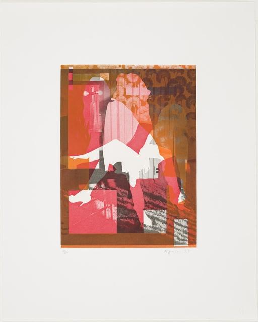 Angus Fairhurst, 'Unprinted 2,' 2006, Paul Stolper Gallery