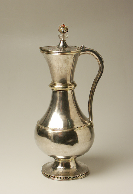 , 'Jug of St. Elizabeth,' First half of 13th century, Städel Museum