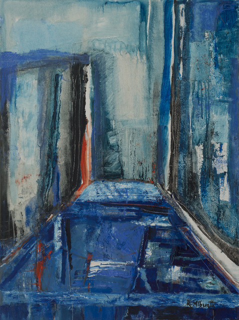 , 'Blue City Dream ,' 2016, Blue Mountain Gallery