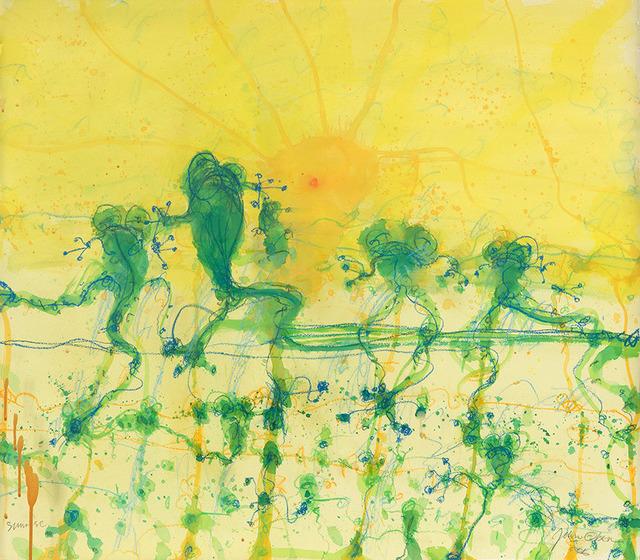 , 'Sunrise ,' 2016, OLSEN GALLERY