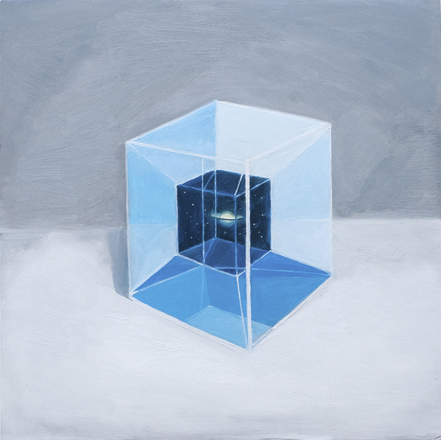 Ruxue Zhang, 'The Tesseract 4', 2018, CULT | Aimee Friberg Exhibitions