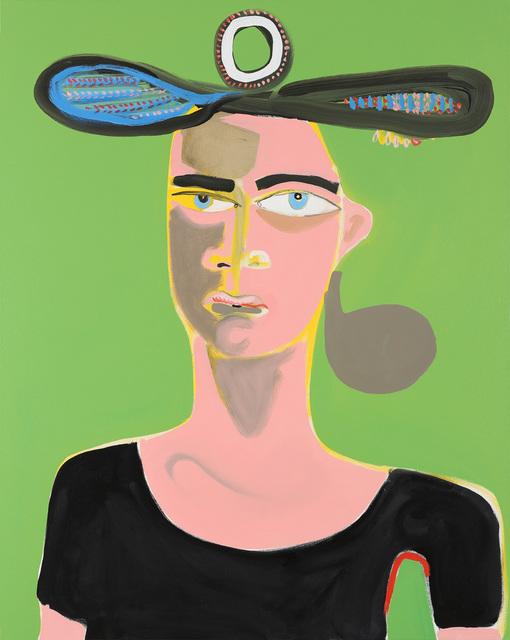 , 'Lollapalooza,' 2015, Sarah Wiseman Gallery