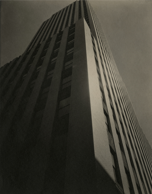 , 'New York Daily News Building, 220 East 42nd Street (Following the Lines of a Skyscraper),' ca. 1930, Rick Wester Fine Art