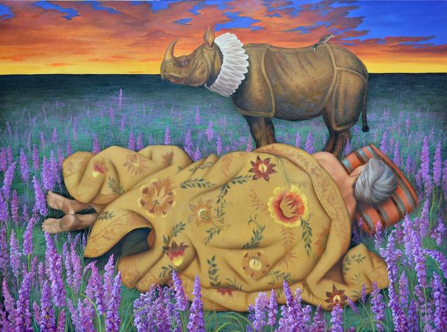 Hector Armendariz, 'Cuando las Almas se Deslizan', Galleria Dante