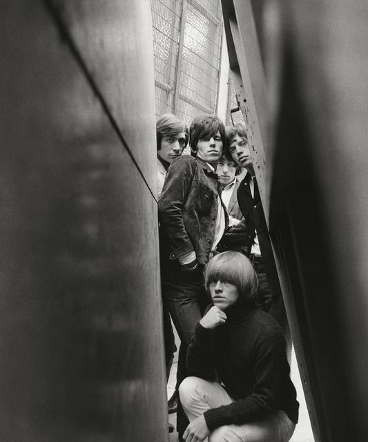 Gered Mankowitz, 'The Rolling Stones, 1965 - December's Children', 1965, TASCHEN