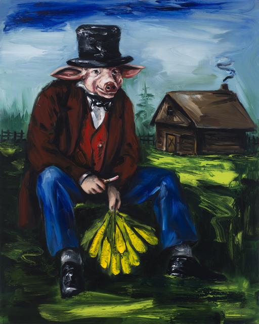 , 'Pastorale 2,' 2016, Galerie Zink