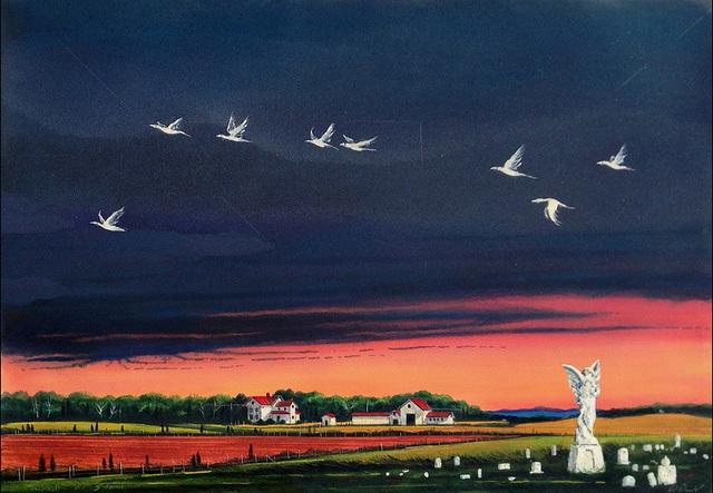 , 'Garden of Stone,' , Greg Thompson Fine Art