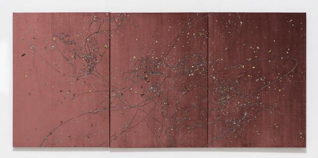 , 'Untitled (Mekamelencolia - Velvet #11 DDRG28BR),' 2018, Lehmann Maupin