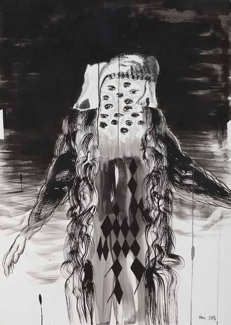 İnci Eviner, 'Multiple Observer', 2014, Galeri Nev Istanbul