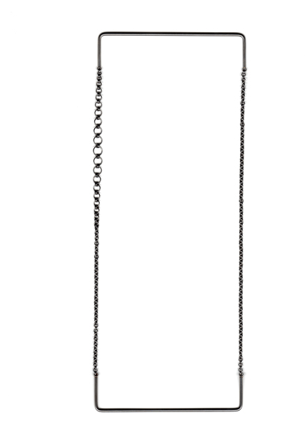 , 'Untitled Necklace (Single Graduated Chain),' 2013, Sienna Patti Contemporary
