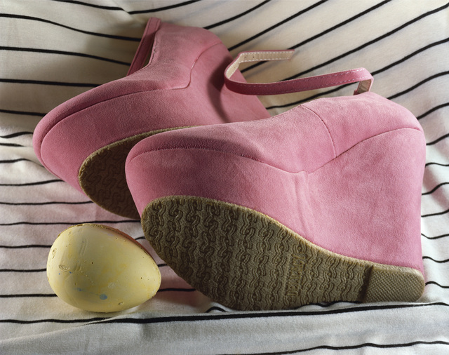 , 'Birthday Shoes,' 2016, Air de Paris