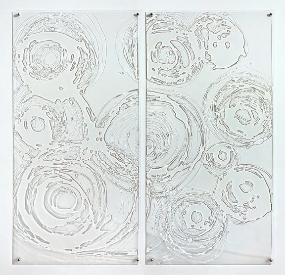 Carla Goldberg, 'Drip Drop - This is Not Water', 2011, Denise Bibro Fine Art