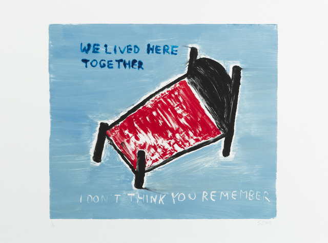 , 'We Lived Here Together,' 2015, Childs Gallery
