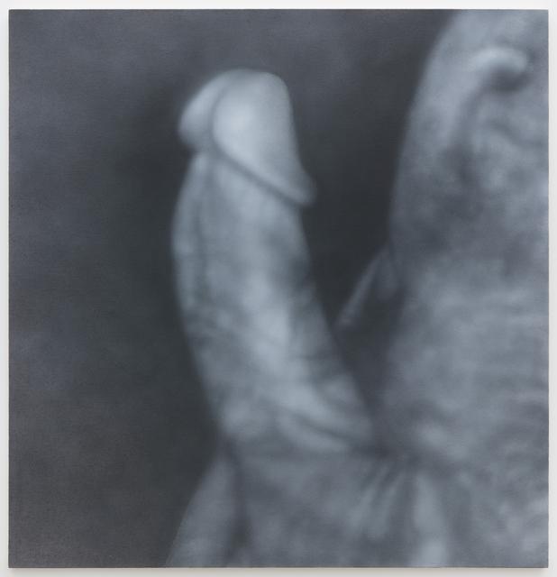 , 'Dick Painting #1 ,' 2005-2013, P.P.O.W