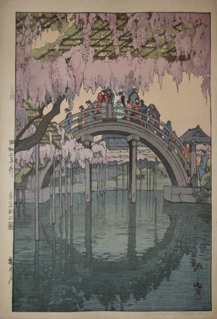 , 'Kameido Bridge,' 1927, Ronin Gallery