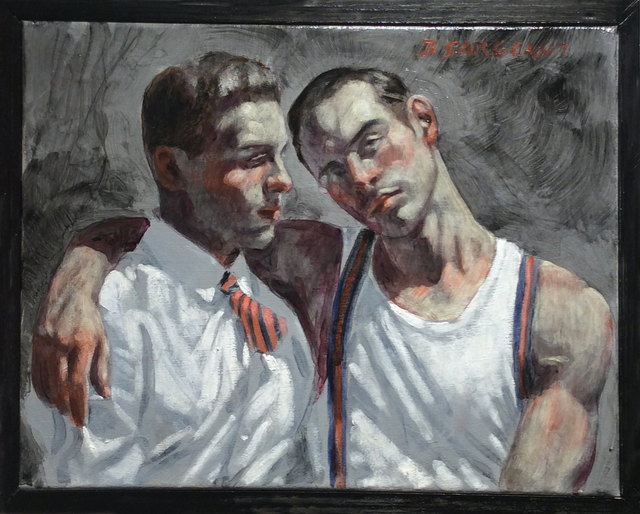 , 'Two Men in White Shirts,' , Carrie Haddad Gallery