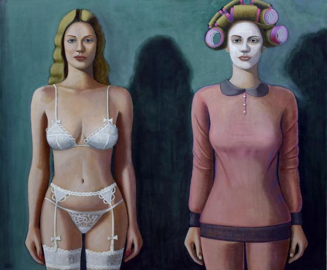 Andrea Vandoni, 'The Passage Of Time', 2019, galerie bruno massa