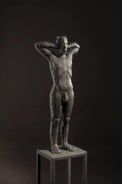 , 'Man,' 2016, Faur Zsofi Gallery