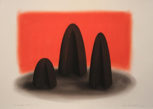 , 'Ironbridge Humps,' 2015, Cristea Roberts Gallery