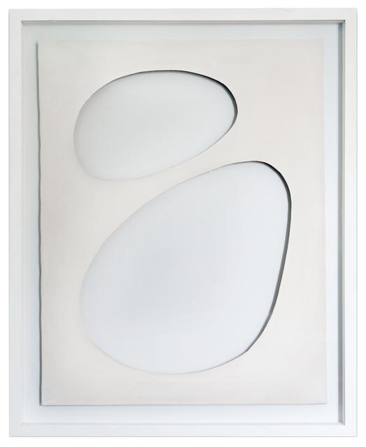 , 'Volume,' 1960, Galerie Knoell, Basel