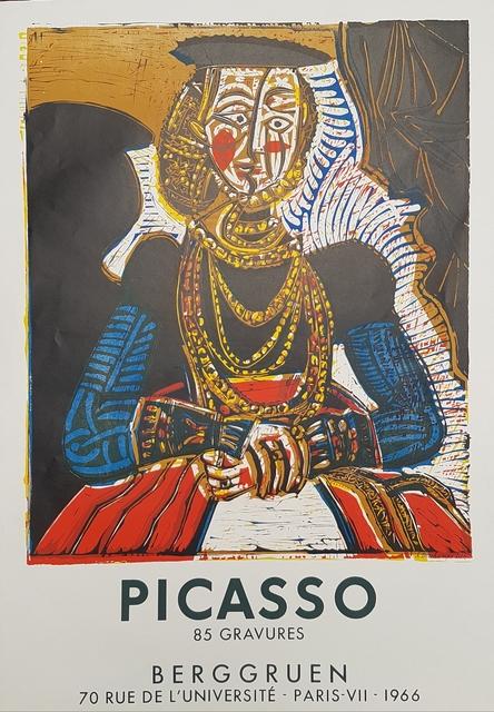 Pablo Picasso, '85 Gravures', 1966, Hidden