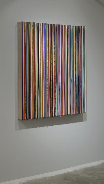 , 'AHOUSESTILLBURNINGDOWN,' 2013, Patricia Sweetow Gallery