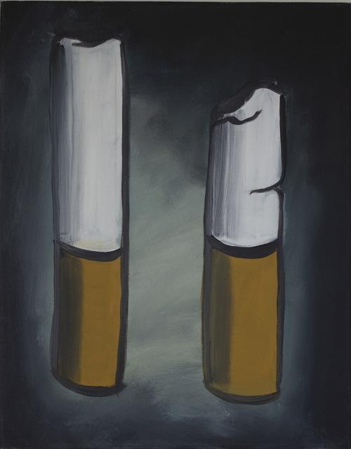 , 'Holy Smoke,' 2017, The Garage Amsterdam