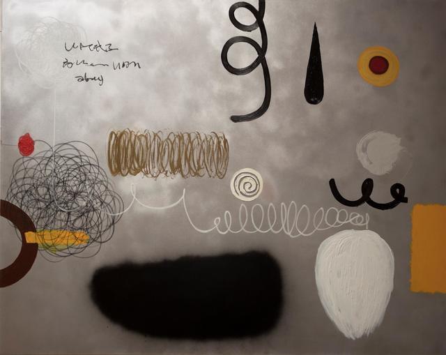 , 'Dirty silver love,' 2018, Primae Noctis Gallery