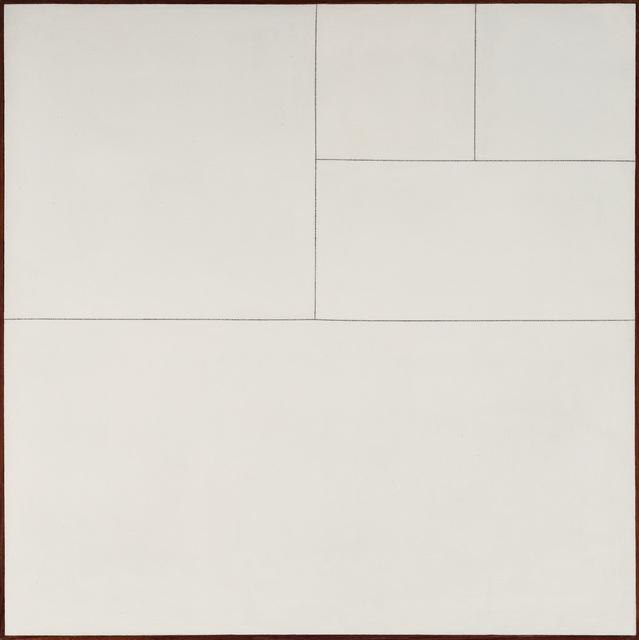 , 'Linha azul entretela,' 1975, Ronie Mesquita Galeria