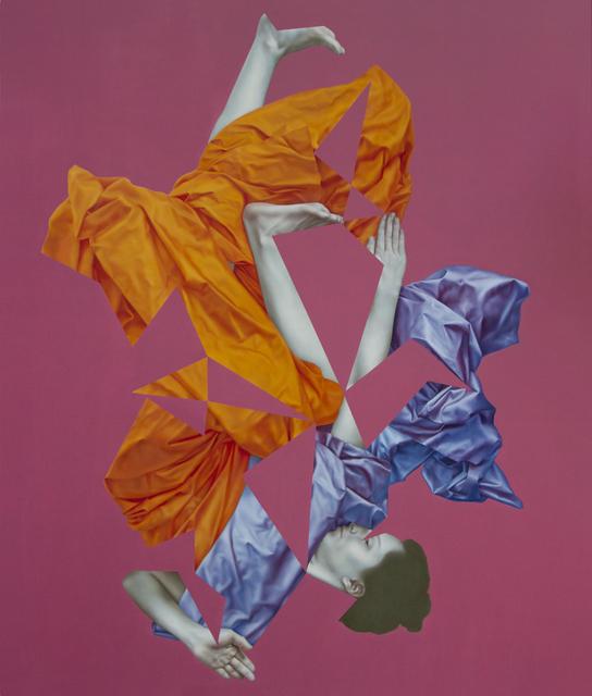 , 'Icarus Pink,' 2017, Kristin Hjellegjerde Gallery