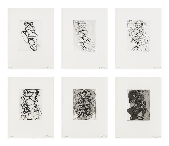 , 'Han Shan Exit 1-6,' 1992-1993, Susan Sheehan Gallery