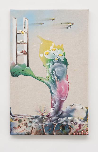 , 'La tour d'ingrédients,' 2013, Galerie Laurent Godin