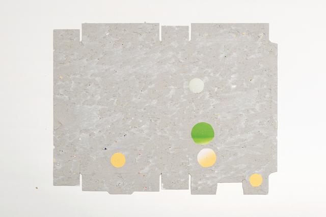 , 'Vitalis,' 2015, Galerie Laurence Bernard