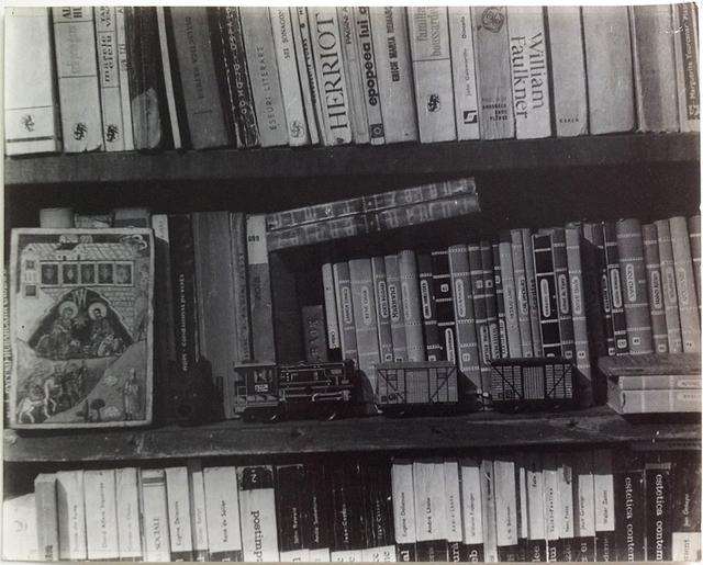 , 'Nature morte aux livres,' 1981, Galerija Gregor Podnar