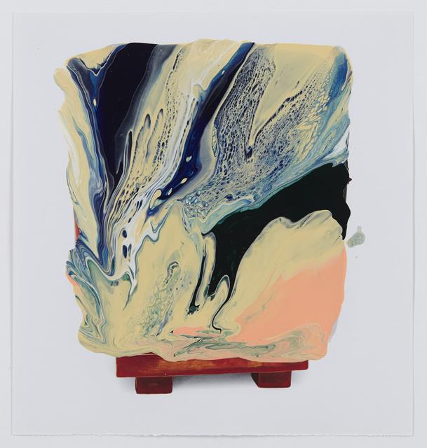, 'Shake Wave,' 2016, Tibor de Nagy