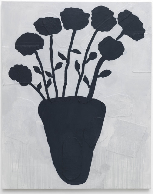 , 'BLACK FLOWERS ,' 2018, Cheim & Read