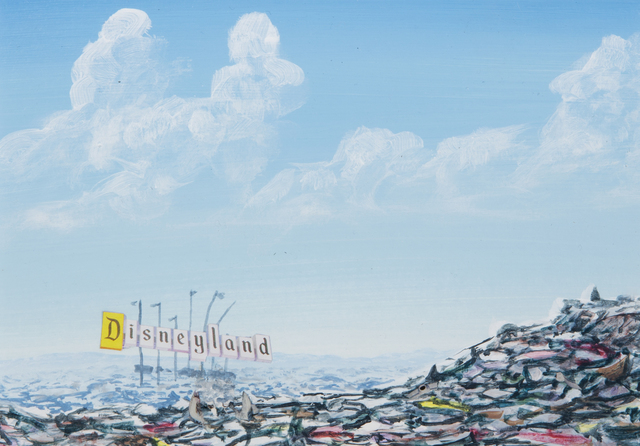 Jeff Gillette, 'Disneyland Landfill', 2016, Julien's Auctions