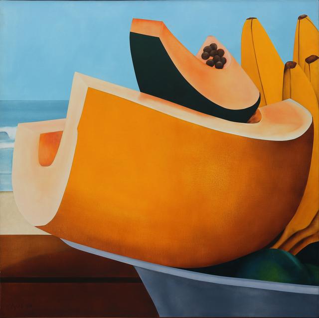 , 'Still-life (Melon),' 2004, Galeria El Museo