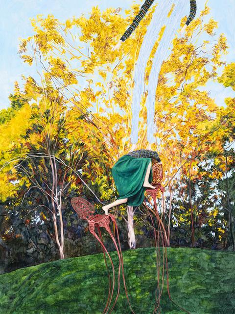 , 'Bend,' 2019, Sophie Gannon Gallery