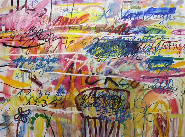 , 'Playground III,' 2016, Drina Gallery