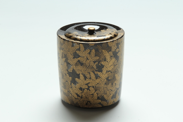 , 'Ferns Incense Burner (T-3896),' Edo period (1615-1868) 19th century, Erik Thomsen