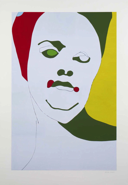 Gary Hume, 'Young Turk', 2012, Betsy Senior Fine Art