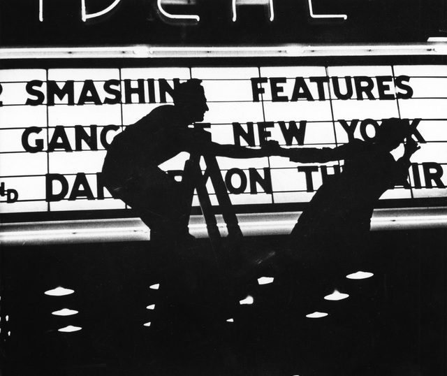 , 'Ideal Theatre,' 1938, CAMERA WORK