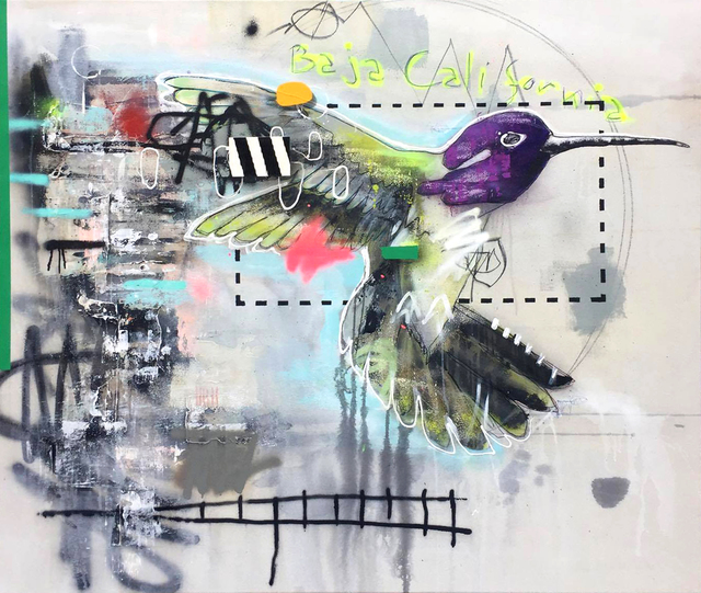 , 'Baja California,' 2017, Galerie LeRoyer