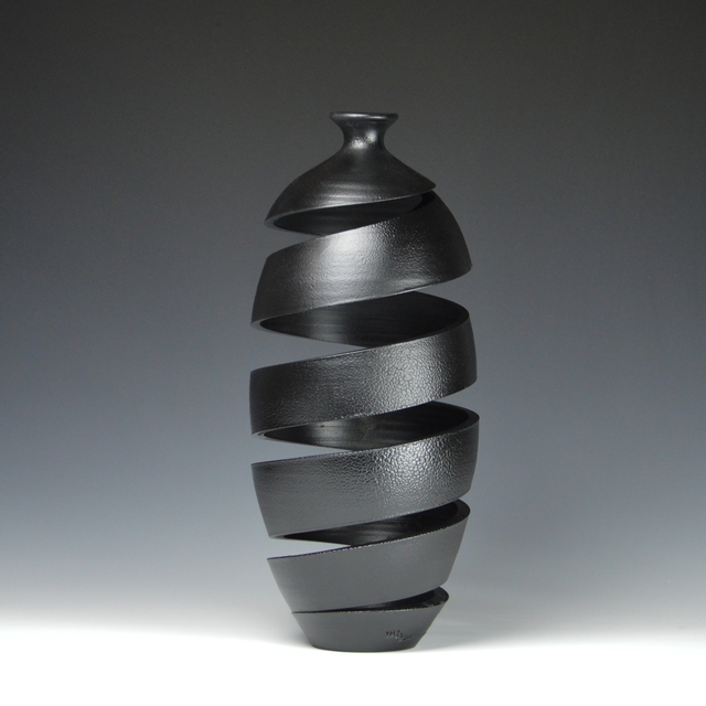 , 'Spatial Spiral Stingray III,' 2017, Lyons Wier Gallery