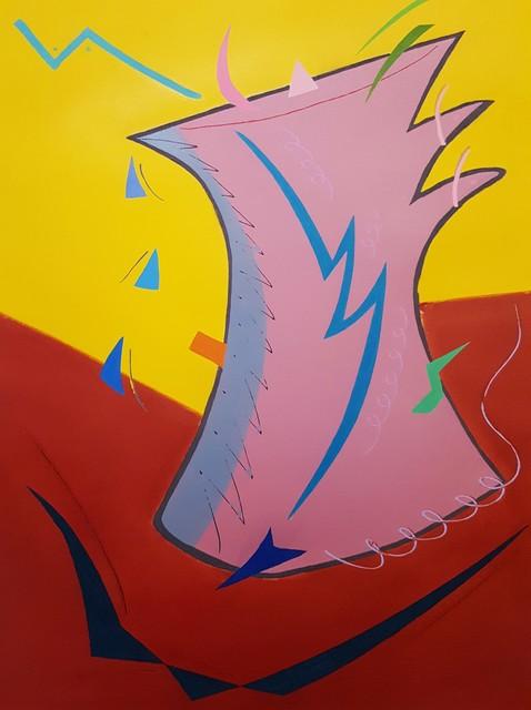 Kazuhide Yamazaki, 'Pitcher III', 1981, Graves International Art