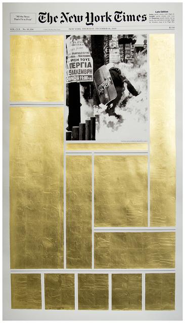 , 'The Union ,' 2015, Kalfayan Galleries