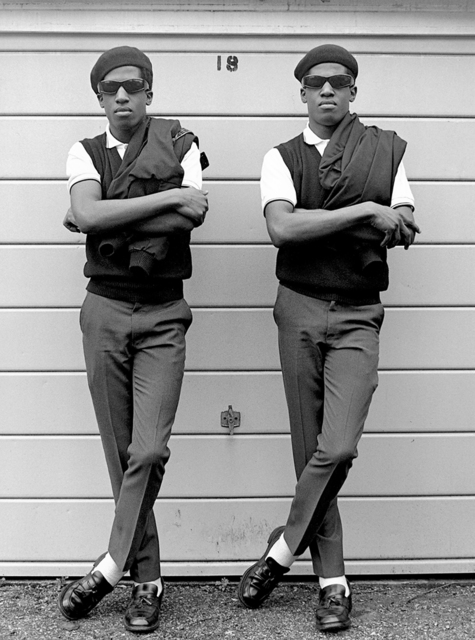 , 'Rude boys Chuka & Dubem, London,' 1981, Fahey/Klein Gallery